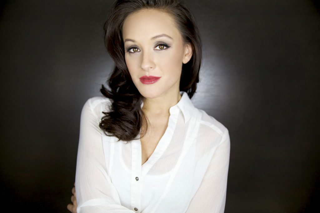 10 questions with Crystal Lowe - From The Desk  10 questions wi...